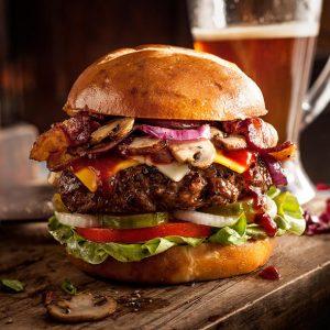 Echoes of Calabar Burger