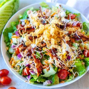 Echoes of Calabar Salad