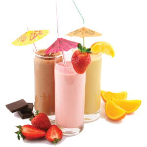 Flavoured Milkshake